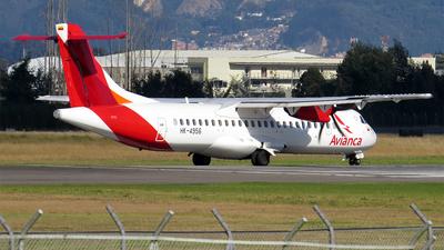 HK-4956 - ATR 72-212A(600) - Avianca