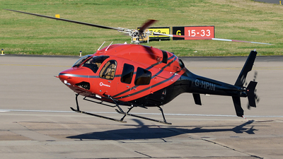 G-HPIN - Bell 429 - Private