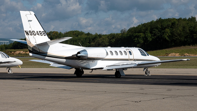 N904BB - Cessna 550 Citation II - Private