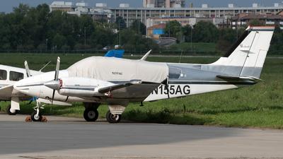 N155AG - Beechcraft 95-B55 Baron - Private