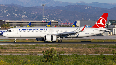 TC-LTA - Airbus A321-271NX - Turkish Airlines