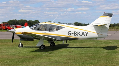 G-BKAY - Rockwell Commander 114 - Private