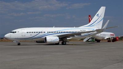A picture of RA73004 - Boeing 73776N - Gazpromavia - © Michael Stappen