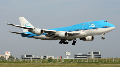 PH-BFO - Boeing 747-406(M) - KLM Royal Dutch Airlines