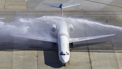 N900DE - McDonnell Douglas MD-88 - Delta Air Lines