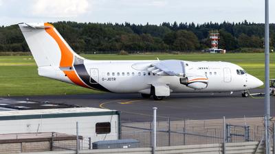 G-JOTR - British Aerospace Avro RJ85 - Jota Aviation