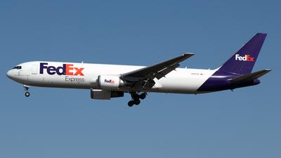 N297FE - Boeing 767-32LF(ER) - FedEx