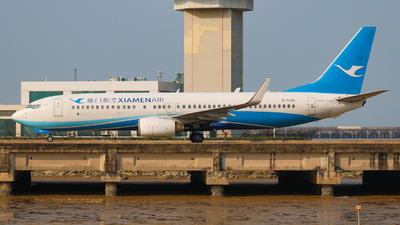 B-5318 - Boeing 737-85C - Xiamen Airlines
