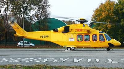 I-BEPP - Agusta-Westland AW-139 - Babcock Italia