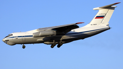 RA-76604 - Ilyushin IL-76MD - Russia - Air Force