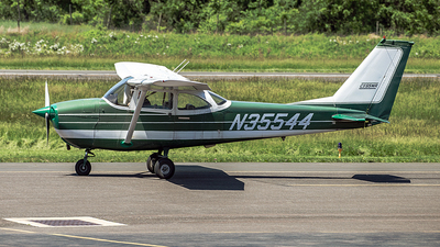 N35544 - Cessna 172I Skyhawk - Private