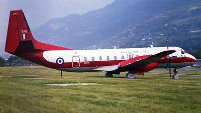 XS641 - Hawker Siddeley Andover E.3A - United Kingdom - Royal Air Force (RAF)