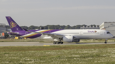 F-WZGA - Airbus A350-941 - Thai Airways International