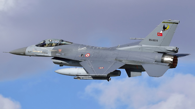 89-0031 - General Dynamics F-16C Fighting Falcon - Turkey - Air Force