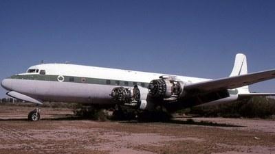 N4885C - Douglas DC-7B - T & G Aviation