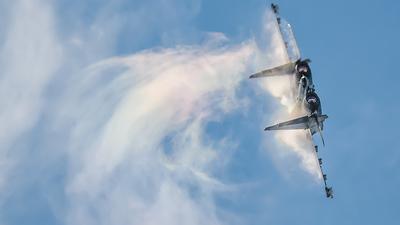 03 - Sukhoi Su-35 Super Flanker - Russia - Air Force