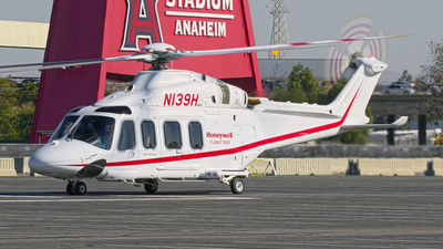 N139H - Agusta-Westland AW-139 - Honeywell International