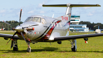 SP-KKW - Pilatus PC-12/47E - Private