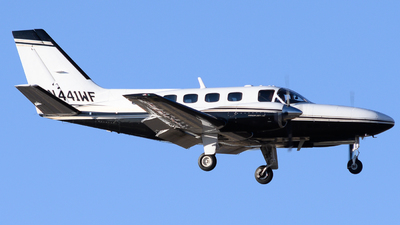 N441WF - Cessna 441 Conquest II - Private