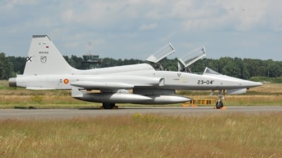 AE.9-010 - Northrop SF-5B Freedom Fighter - Spain - Air Force