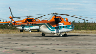 RA-24536 - Mil Mi-8T Hip - Alrosa Airlines