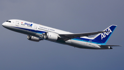 A picture of JA824A - Boeing 7878 Dreamliner - All Nippon Airways - © kazuu