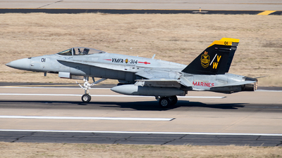162442 - McDonnell Douglas F/A-18A+ Hornet - United States - US Marine Corps (USMC)