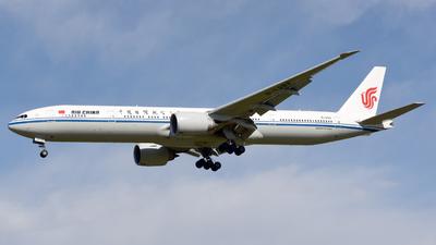 B-1282 - Boeing 777-39LER - Air China