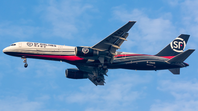 B-2845 - Boeing 757-2Z0 - SF Airlines