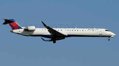 N906XJ - Bombardier CRJ-900ER - Delta Connection (Mesaba Airlines)
