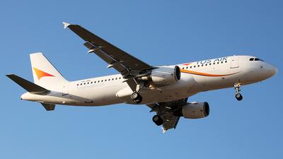 5B-DDL - Airbus A320-214 - Tus Airways