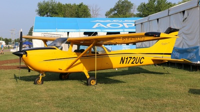 N172UC - Cessna 172N Skyhawk - Private
