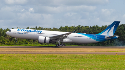 F-HRNB - Airbus A330-941 - Corsair International