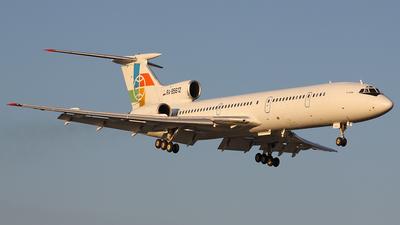 RA-85612 - Tupolev Tu-154M - KMV - Kavminvodyavia