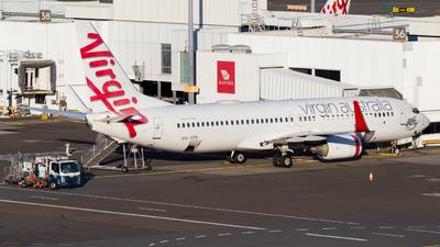 A picture of VHYFF - Boeing 7378FE - Virgin Australia - © Rory Delaney
