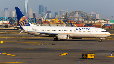 N69819 - Boeing 737-924ER - United Airlines