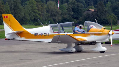 A picture of HBEXU - Robin DR400/180R - [1199] - © Mirko Bleuer