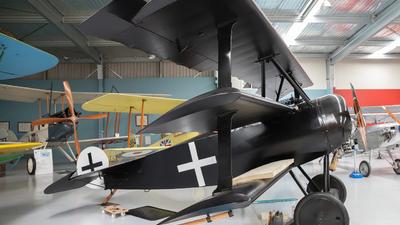 ZK-FKD - Fokker DR.1 - New Zealand Warbirds Association