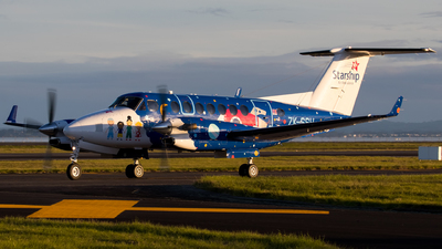 ZK-SSH - Beechcraft B300C King Air 350C - Starship Air Ambulance