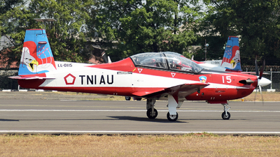 LL-0115 - KAI KT-1 Woong-Bee - Indonesia - Air Force