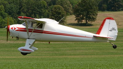 N71965 - Luscombe 8A Silvaire - Private