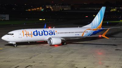 A6-FMJ - Boeing 737-8 MAX - flydubai