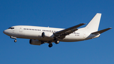 ZS-SPU - Boeing 737-3S3 - SA Express