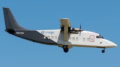 N3732X - Short 360-200 - Air Cargo Carriers