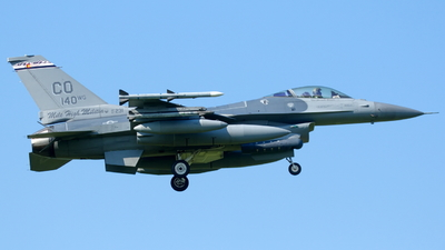 87-0231 - General Dynamics F-16C Fighting Falcon - United States - US Air Force (USAF)