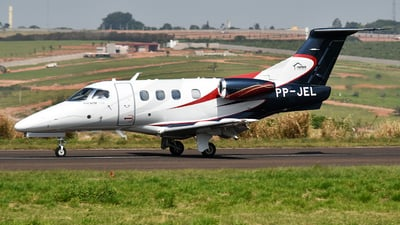 PP-JEL - Embraer 500 Phenom 100 - Private