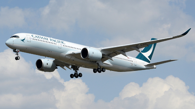 A picture of FWZGE - Airbus A350 - Airbus - © Romain Salerno / Aeronantes Spotters