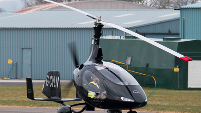 G-CVLN - Rotorsport UK Cavalon - Private