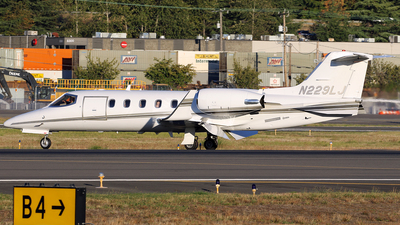 N229LJ - Bombardier Learjet 31A - Private