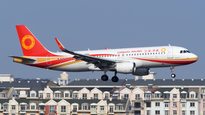 B-30DX - Airbus A320-214 - Chengdu Airlines